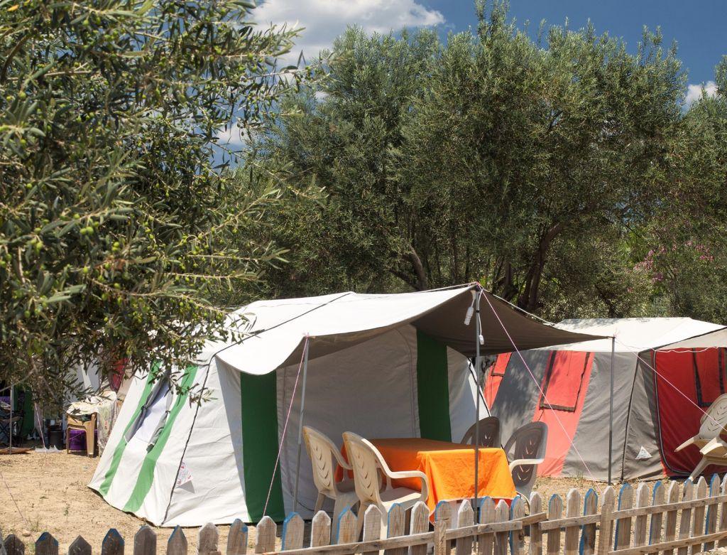 Zeytin Dalı Camping – Assos