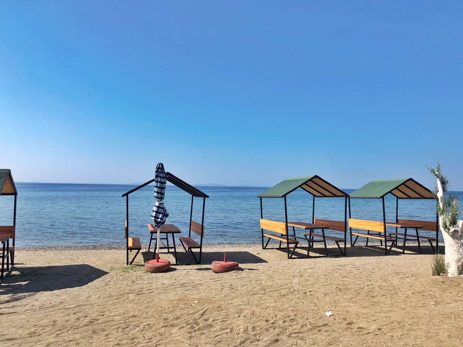 Barbaros Çadır Kamp ve Beach Club