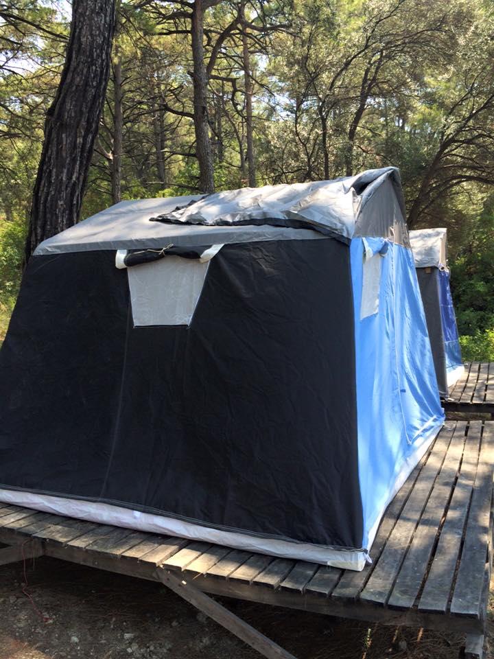 Fethiye Çadır Kamp