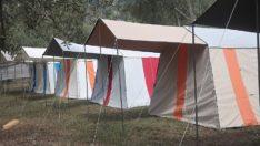 Küçükkuyu Çadır Kamp Oba Kamp
